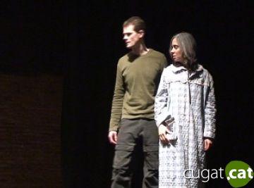 Els alumnes del Teatre la Unió demostren les seves capacitats amb l'obra 'Roberto Zucco'