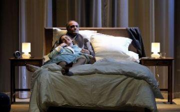 Angelat ret homenatge al cineasta Ingman Bergman amb 'Escenes d'un matrimoni'