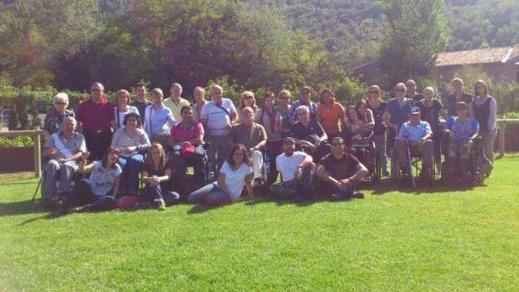 Foto de família durant les vacances a l'Estartit / Font: AVAN