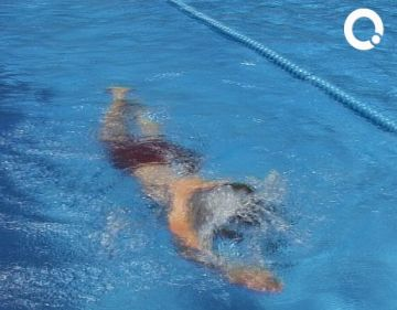 Sant Cugat quadruplica els nedadors que es 'mullen' contra l'esclerosi múltiple
