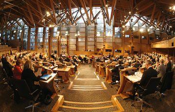 Cambra del Parlament escocès