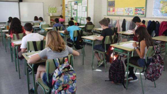 Les escoles d'educació primària reben enguany una subenció de 28.700 euros / Foto: ACN