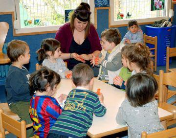 CiU adverteix que està en joc la sostenibilitat de les escoles bressol