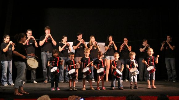 Inscripcions obertes a l'Escola de Música Tradicional de Sant Cugat