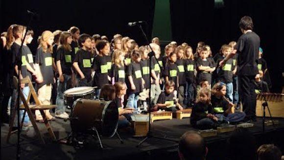 L'Escola de Música de Valldoreix interpreta les cançons de 'Grease'