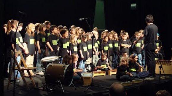 L'Escola de Música de Valldoreix volen ampliar les nocions de cant dels seus alumnes