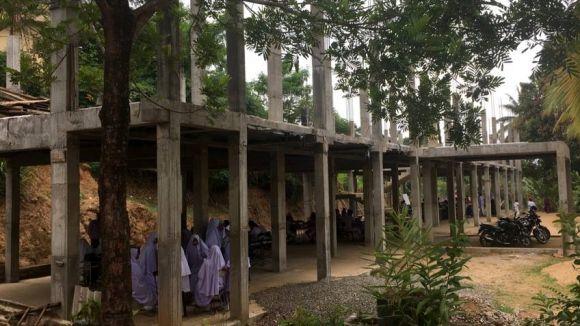 Somewhere Cafè acull aquest dimecres un tast solidari per ampliar una escola a Sri Lanka