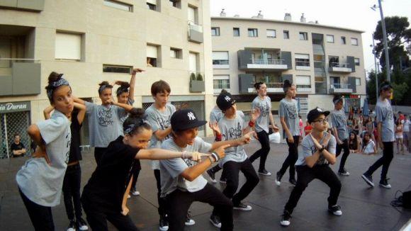 Sant Cugat es mou al primer grup internacional de hip hop de l'Estat