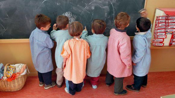 El govern vol ampliar fins al 70% les bonificacions en les quotes d'escola bressol per al nou curs