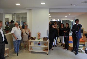 L'escola bressol el Molí ofereix dues jornades de portes obertes