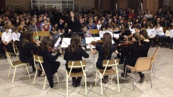L'Escola de Música de Valldoreix acomiada l'any amb un concert