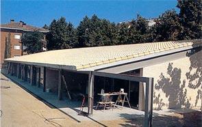 Les noves instal·lacions de l'escola bressol Cavall Fort