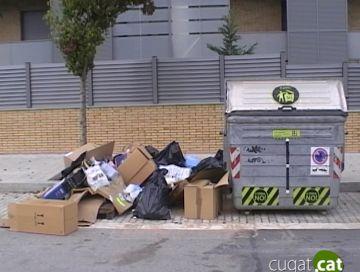 Veïns de Vulpalleres i Can Mates denuncien falta de serveis a la zona