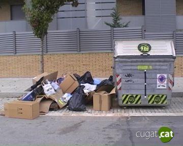 La gestió de les escombraries costa 5'5 milions d'euros l'any