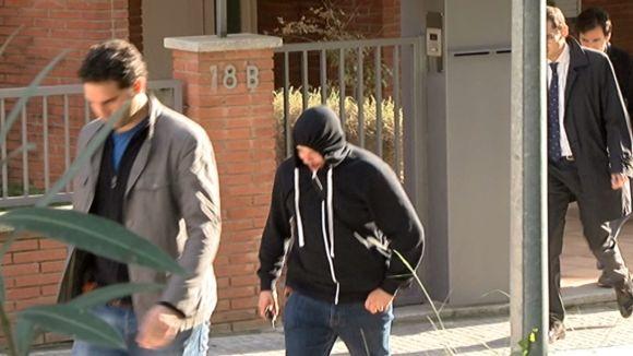 Escorcoll policial a la casa de Pere Pujol, imputat per blanqueig de capital