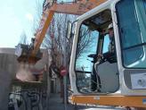 El nou equipament ha permès enderrocar l'antic edifici de l'avinguda Ragull