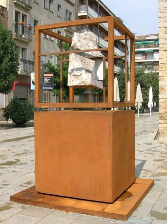 Sant Cugat aposta per convertir-se en referència en l'escultura pública