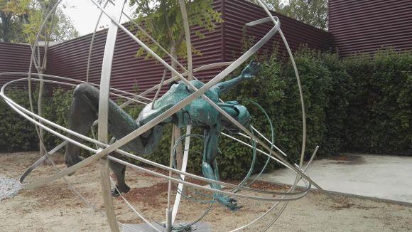 'Madre Tierra', l'escultura guanyadora del primer premi
