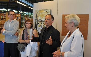 Joan Solà, recordat a 'Els artistes fan un homenatge al lingüista'