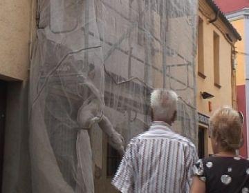 L'Ajuntament assumeix per precaució l'enderroc de la casa ensorrada del carrer Sabadell