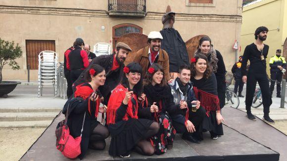 La Comissió de Gitanes donarà detalls de la ballada d'enguany a la Festa de la Tardor