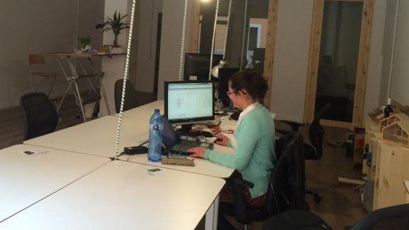 L'espai creatiu compartit La Cleda obre portes a Sant Cugat
