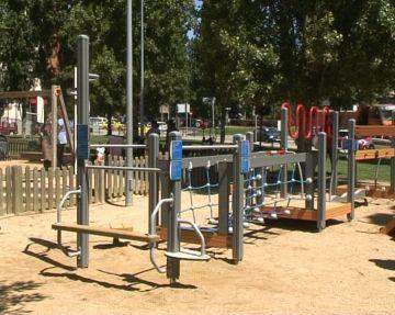 Sant Cugat compta amb un nou espai lúdic per a la gent gran