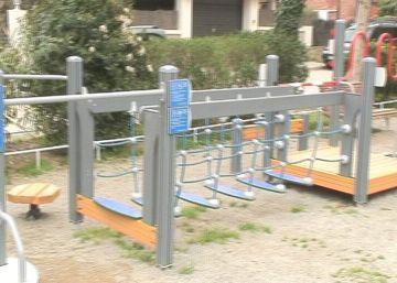Nou espai lúdico-esportiu per a gent gran i amb mobilitat reduïda a Valldoreix