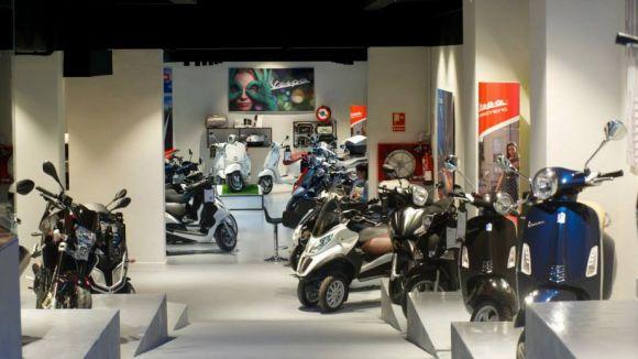 Movento es llança a la venda de motocicletes