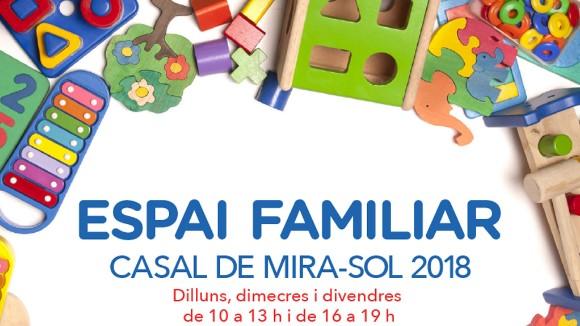 Xerrades d'acompanyament a la criança: 'Espai de joc, psicomotricitat i descoberta en família'