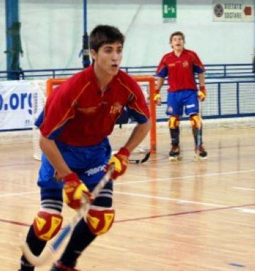 Aguarón i Aceituno, medalla de bronze a l'Europeu sub-20