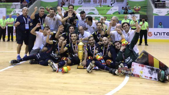 La selecció espanyola defensarà títol dels Roller Games a Sant Cugat / Font: cedida