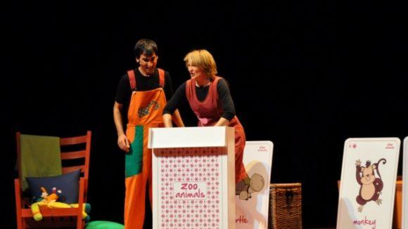 'Jan i Júlia: benvinguda Nanny', un musical en català i anglès per als més petits