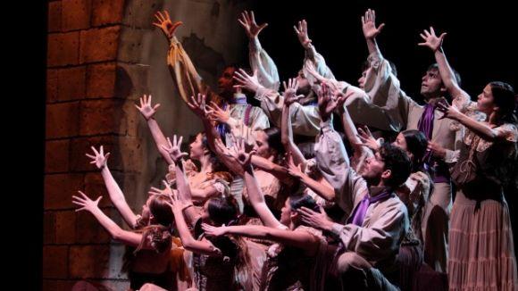 Sara Baras exhaureix les entrades al Teatre-Auditori