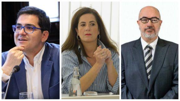 Espejo-Saavedra, Fernández-Jordán i Pachamé a la llista de Cs del 21-D