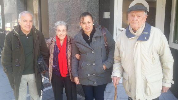 Mor als 102 anys Josep Colom, impulsor de l'esperanto a Sant Cugat