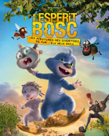 Estrena d'una pel·lícula d'animació en català als cinemes de Sant Cugat