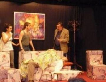 El Grup Teatre Espiral obre el teló de la 18a Mostra de Teatre a Valldoreix amb 'Cinco horas con Mario'