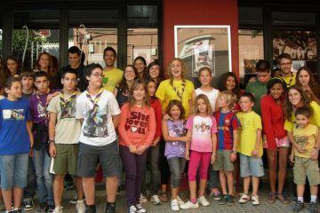 L'Esplai Pica-Roca vol promoure els intercanvis internacionals amb altres grups