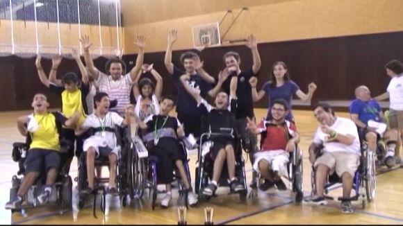 L'esport adaptat creix a Sant Cugat