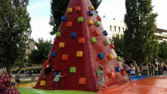L'Esport al Carrer continua sent un dels plats forts de la Festa Major