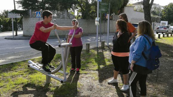 Sant Cugat aposta per l'espai públic com a indret per la pràctica esportiva amb 'Esport al teu aire'