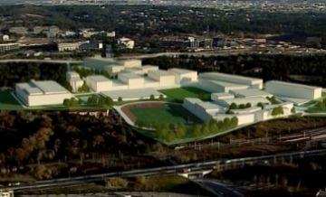El futur Esportparc Internacional acollirà 128 habitatges públics per a esportistes