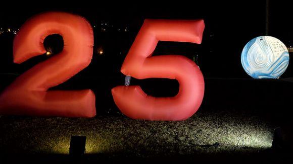 El CAR tanca la celebració del 25è aniversari amb una nit de reconeixements