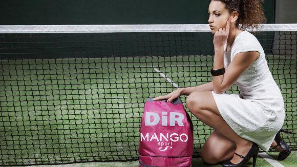 Mango dissenya la nova imatge de la motxilla dels gimnasos DiR