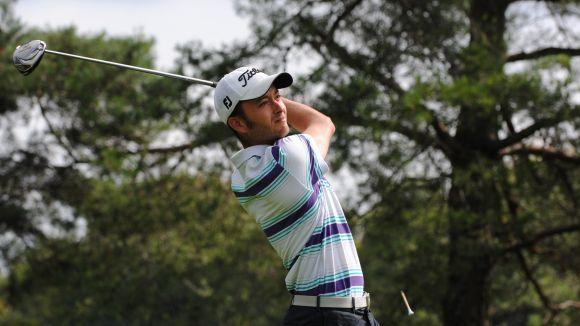 Domingo: 'L'objectiu és finalitzar entre els 15 primers al Challenge Tour'