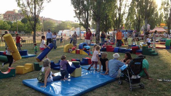 L'Esport al Carrer obre les activitats esportives de Festa Major