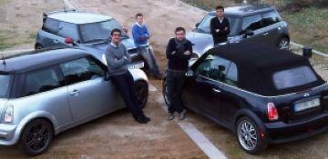 El Club Mini visitarà el Priorat en una nova trobada d'aquests cotxes