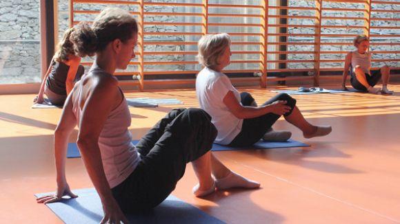 Comencen les activitats esportives de l'OMET adreçades a adults i gent gran