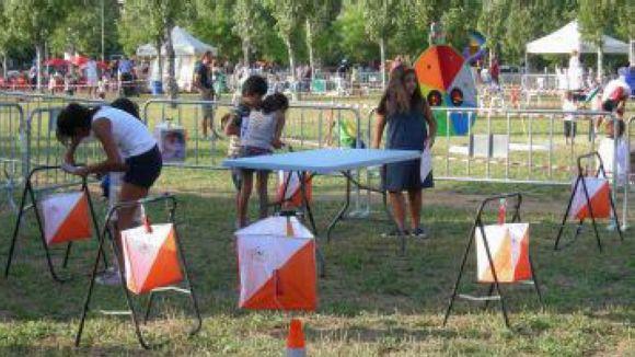 El Parc del Turó de Can Mates acull diumenge la Cursa d'Orientació escolar